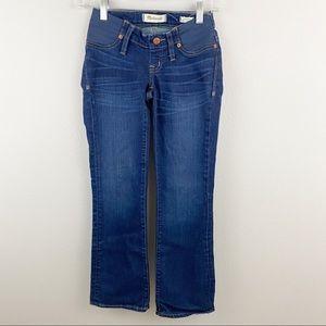 Madewell • Matenity Cali Jeans